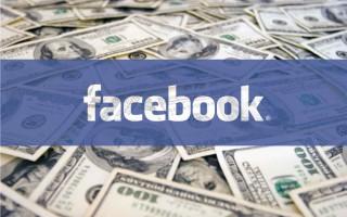 Как заработать деньги в Фейсбук?