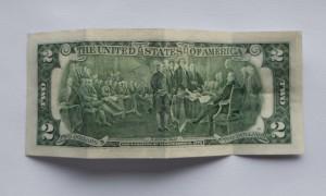 Как найти счастливую денежную купюру?