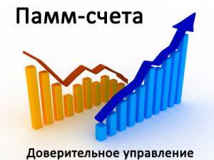 инвестиции в ПАММ