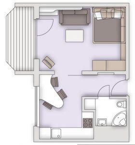 покупка маленьких квартир