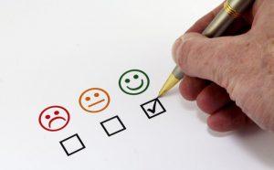 опросы и анкетирование