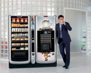 оборудование для продажи кофе