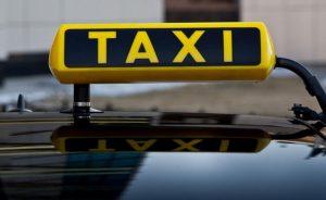 Сдача автомобиля в такси