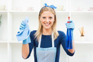 Предоставление услуг по уборке помещений