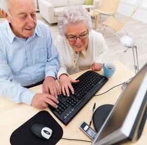 Работа для пожилых