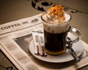 Красивый кофе