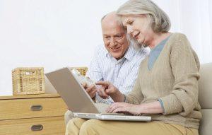 Работа для людей в возрасте