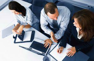 Организация бизнес-процесса