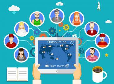 Бизнес в сфере аутсорсинга