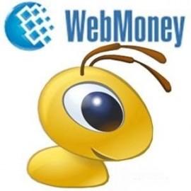 Работа с системой Webmoney