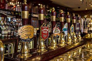 Большой выбор пива
