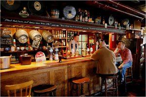 Немецкий пивной бар